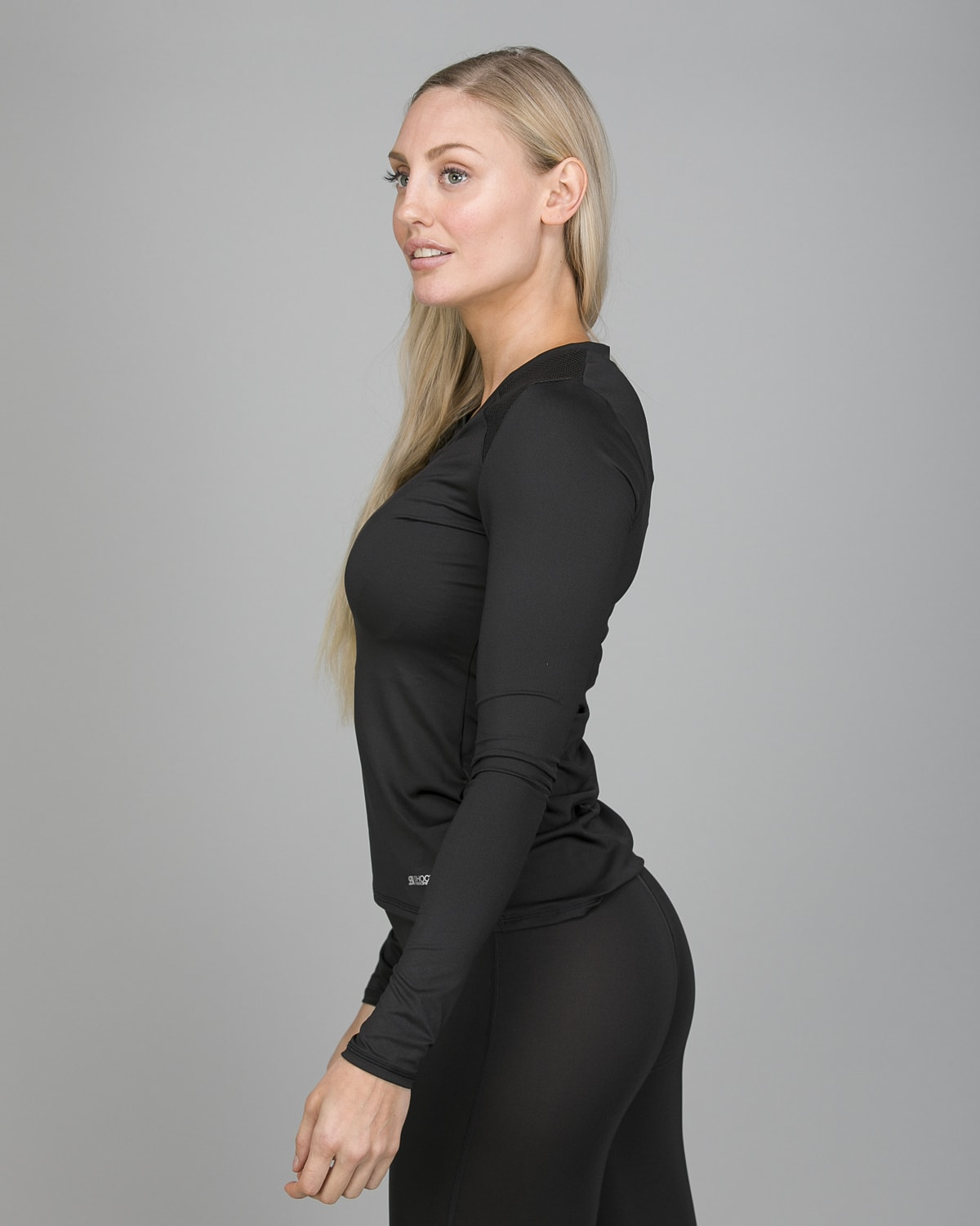 Shock Absorber Active Branded Long Sleeve S06S8