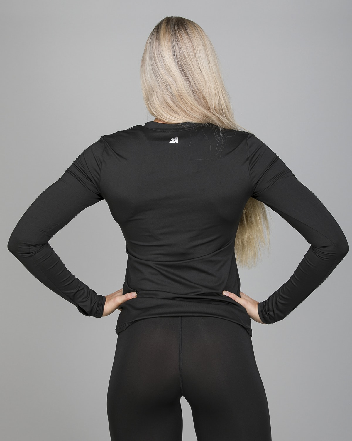 Shock Absorber Active Branded Long Sleeve S06S8 d
