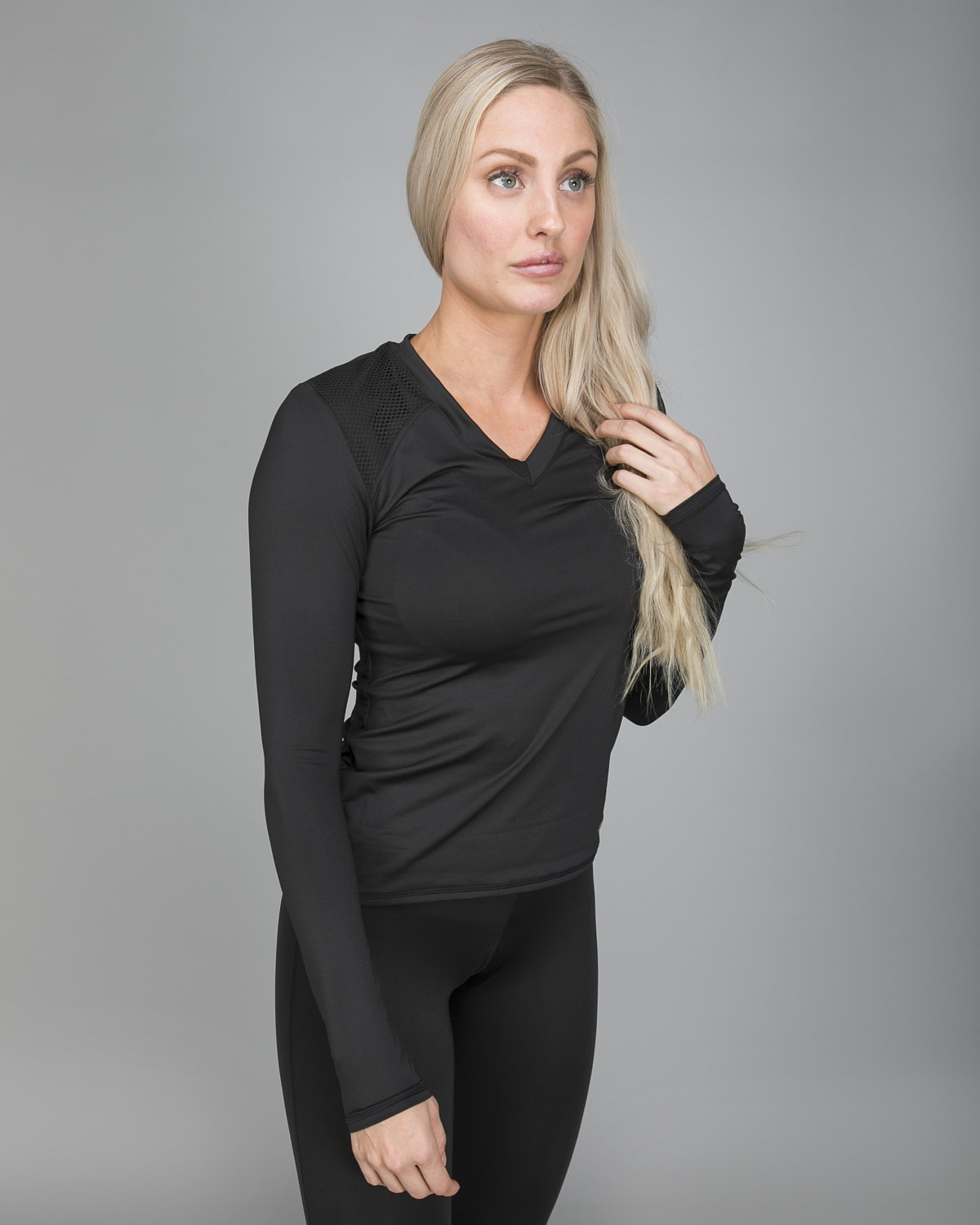 Shock Absorber Active Branded Long Sleeve S06S8 h