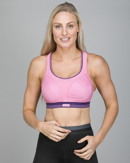 Ultimate Run Bra Pink S5044-3067