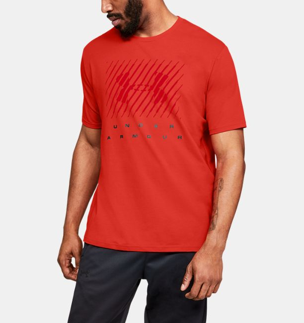 Under Armour Branded BL Tee 1318550-890_FC_Main