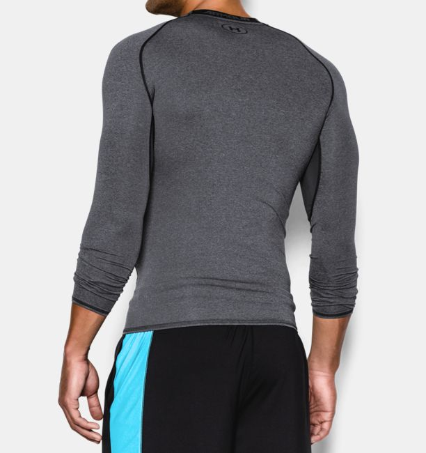 Under Armour Heatgear LS 1257471-090 b