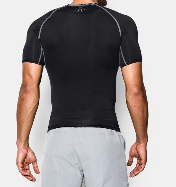 Under Armour Heatgear SS 1257468-001 b