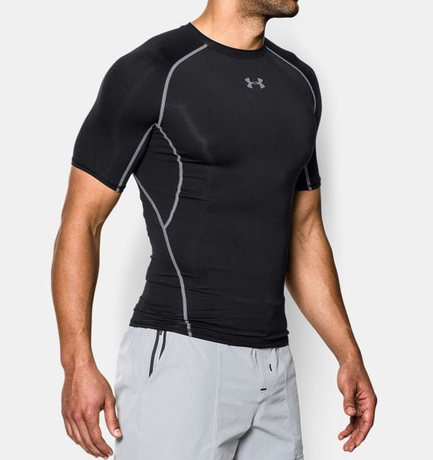Under Armour Heatgear SS 1257468-001 c