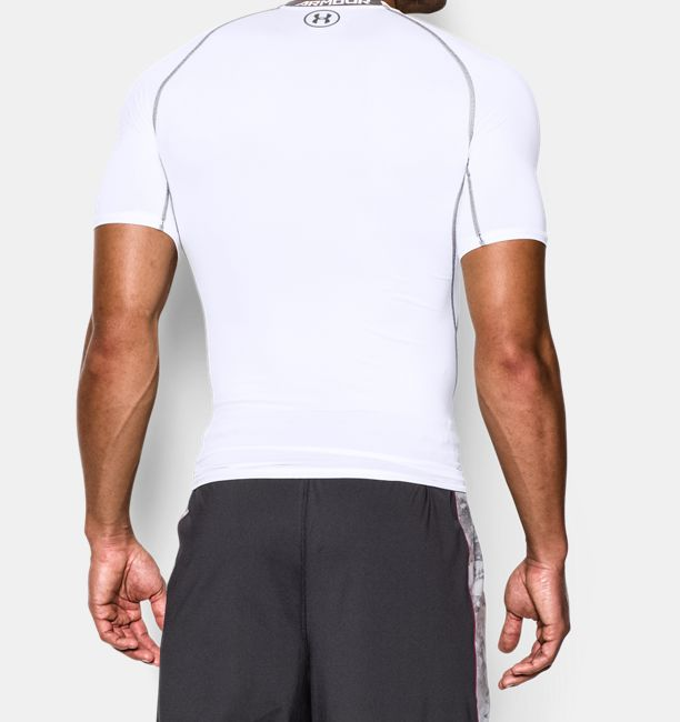 Under Armour Heatgear SS 1257468-100 b