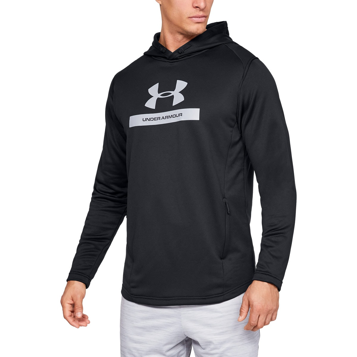 Under Armour MK1 Terry Graphic Hoodie 1320666-001