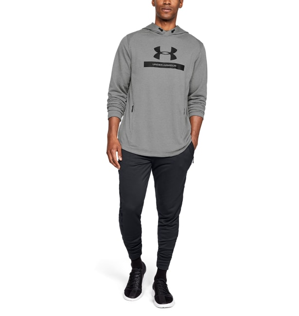 Under Armour MK1 Terry Graphic Hoodie 1320666-035 c