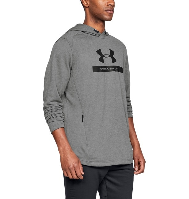 Under Armour MK1 Terry Graphic Hoodie 1320666-035