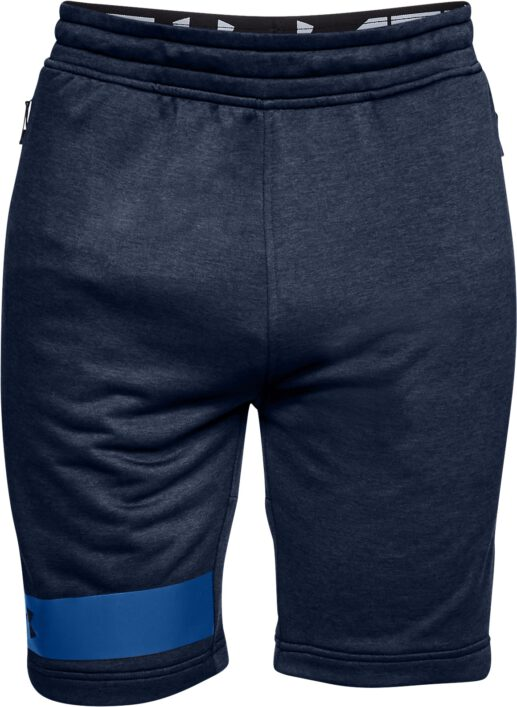 Under Armour MK1 Terry Short, 1309956-408_HF
