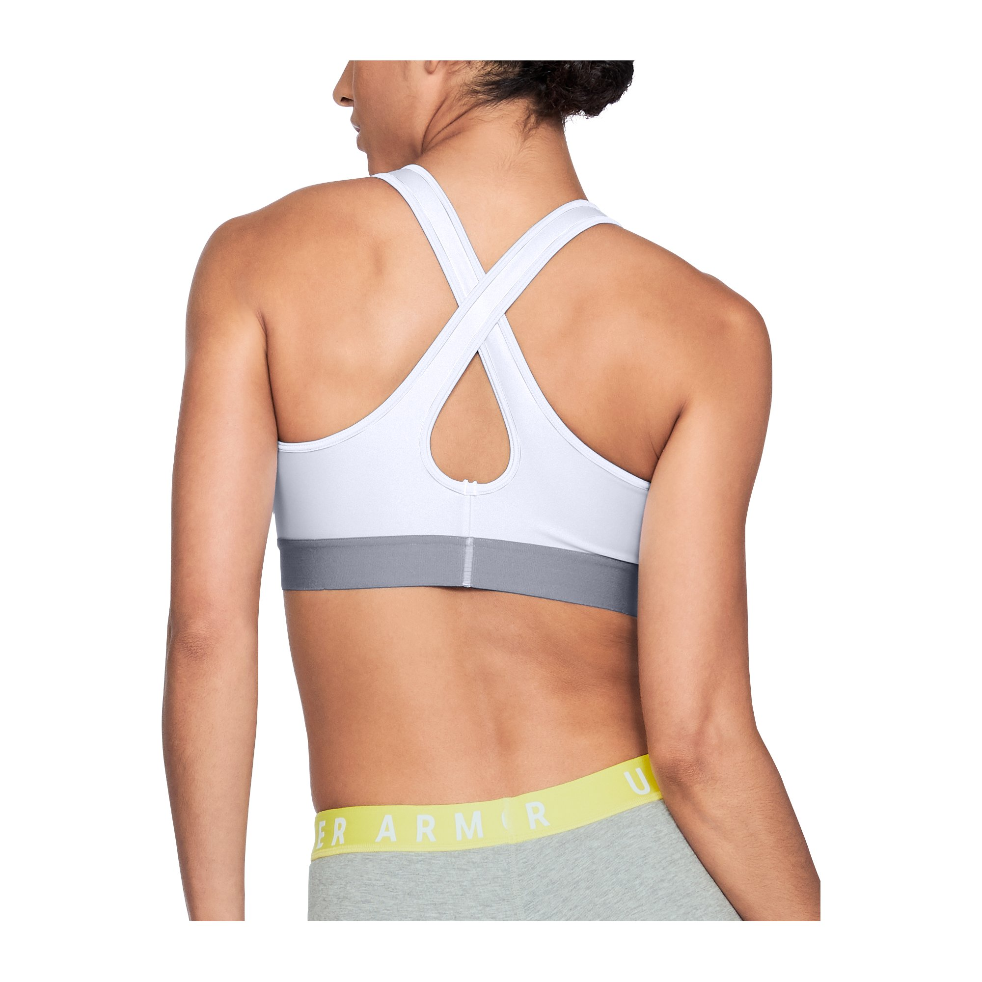 Under Armour Mid Crossback Bra 1307200-100_BC
