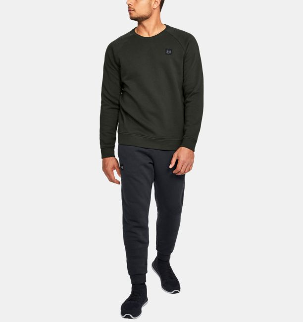 Under Armour Rival Fleece Crew 1320738-357_FSF