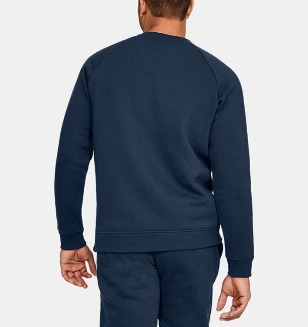 Under Armour Rival Fleece Crew 1320738-408_BC
