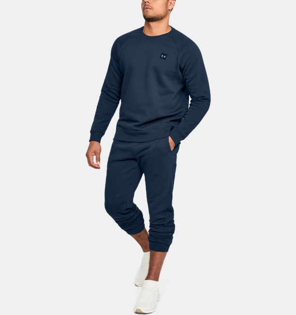 Under Armour Rival Fleece Crew 1320738-408_FSF
