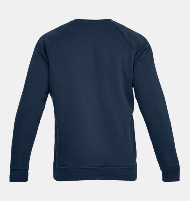 Under Armour Rival Fleece Crew 1320738-408_HB
