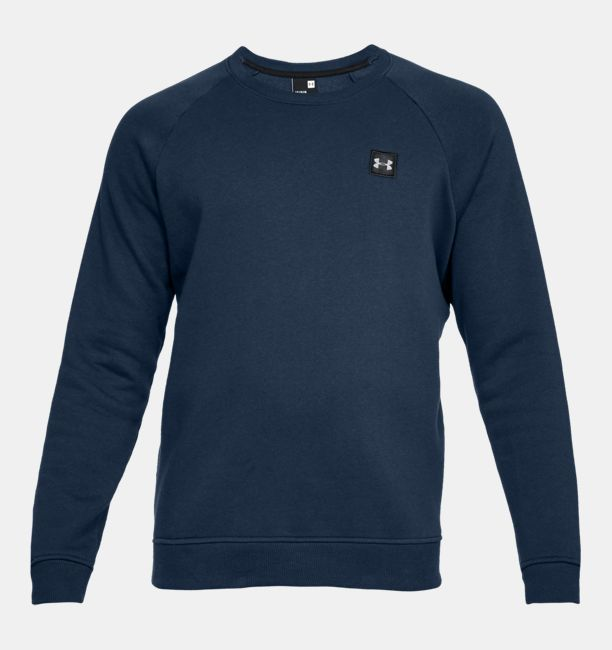 Under Armour Rival Fleece Crew 1320738-408_HF