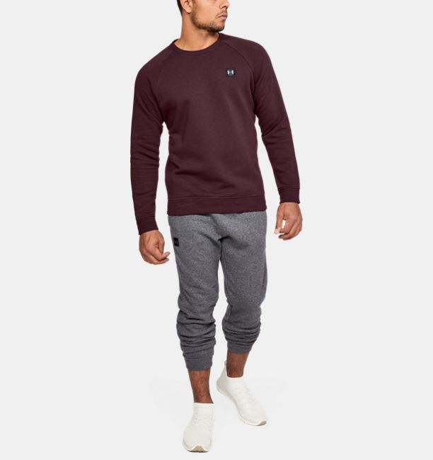 Under Armour Rival Fleece Crew 1320738-600_FSF