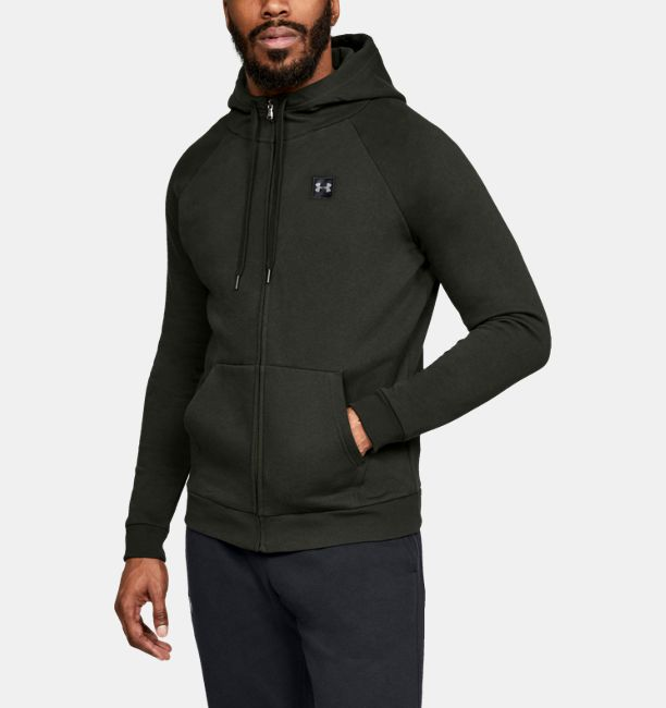 Under Armour Rival Fleece Hoody 1320737-357_FC_Main