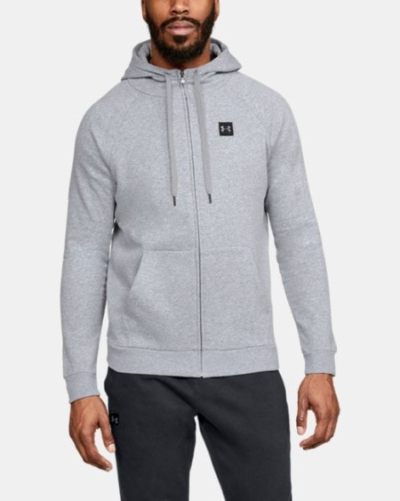 Under Armour Rival Fleece Hoody1320737-036_FC_Main