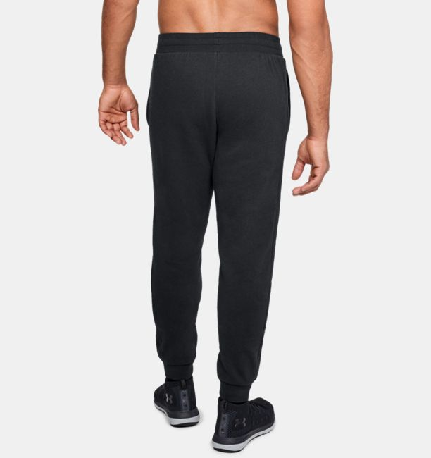 Under Armour Rival Fleece Jogger 1320740-001_BC