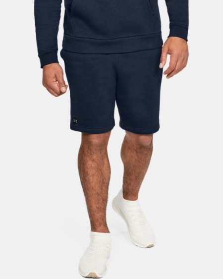 Under Armour Rival Fleece Short 1320742-408_FC_Main