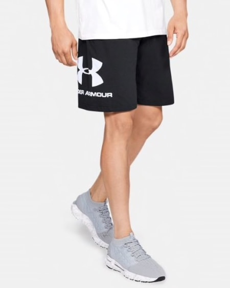 Under Armour Sportstyle Graphic Short 1329300-001_FC_Main