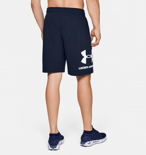 Under Armour Sportstyle Graphic Short 1329300-408_BC