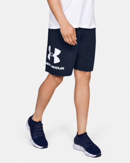 Under Armour Sportstyle Graphic Short 1329300-408_FC_Main