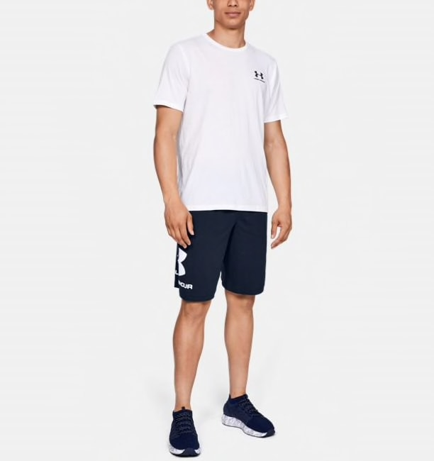 Under Armour Sportstyle Graphic Short 1329300-408_FSF