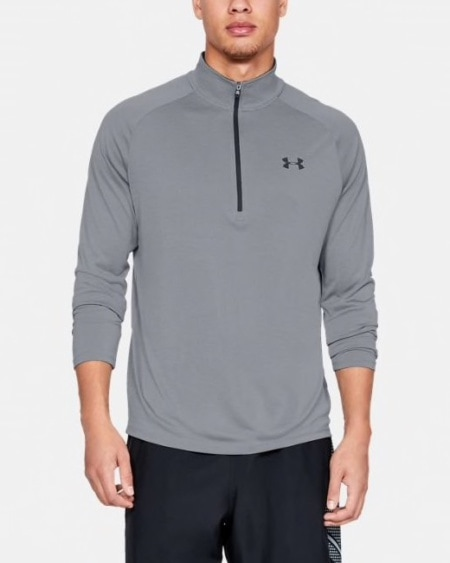 Under Armour Tech 1:2 Zip 1328495-035_FC_Main