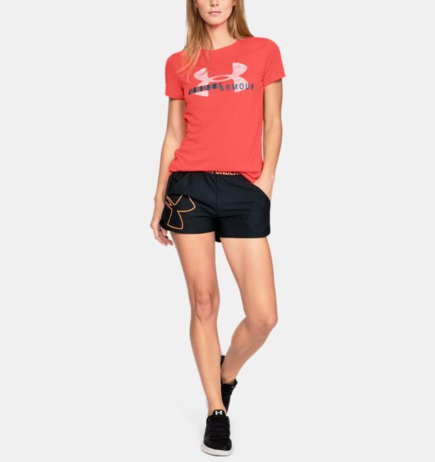 Under Armour Tech Graphic Tee 1318143-877_FSF