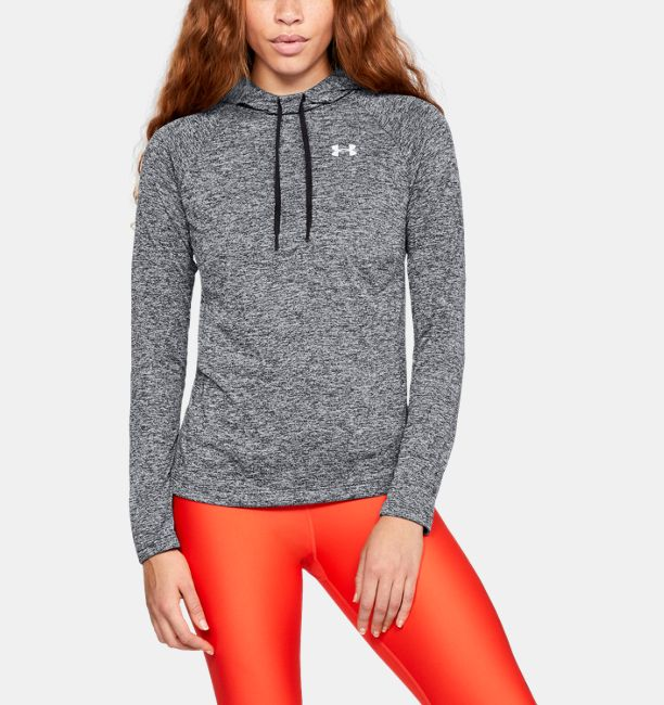 Under Armour Tech Long Sleeve Hoody 2.0 1311501-001_FC_Main