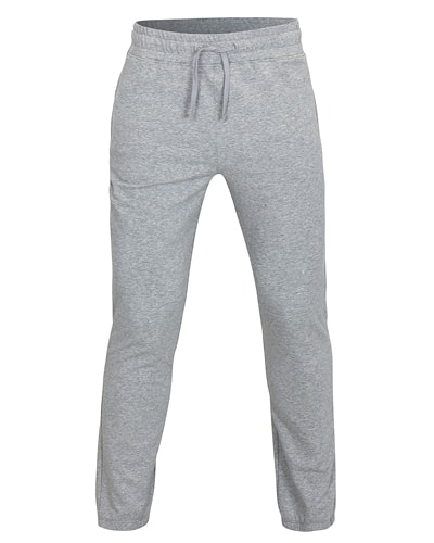38-507 Tufte Unisex Sweatpants Grey Melange Medium Front