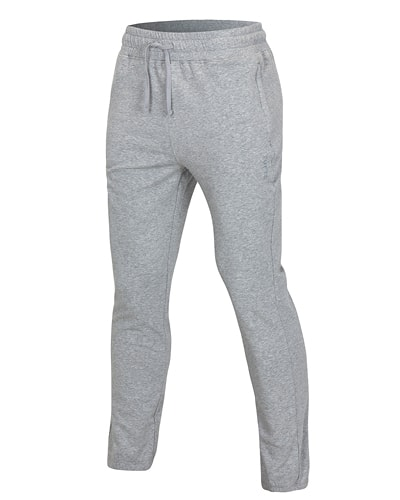 38-507 Tufte Unisex Sweatpants Grey Melange Medium Side