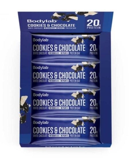 Cookies & White Chocolate 12x55g