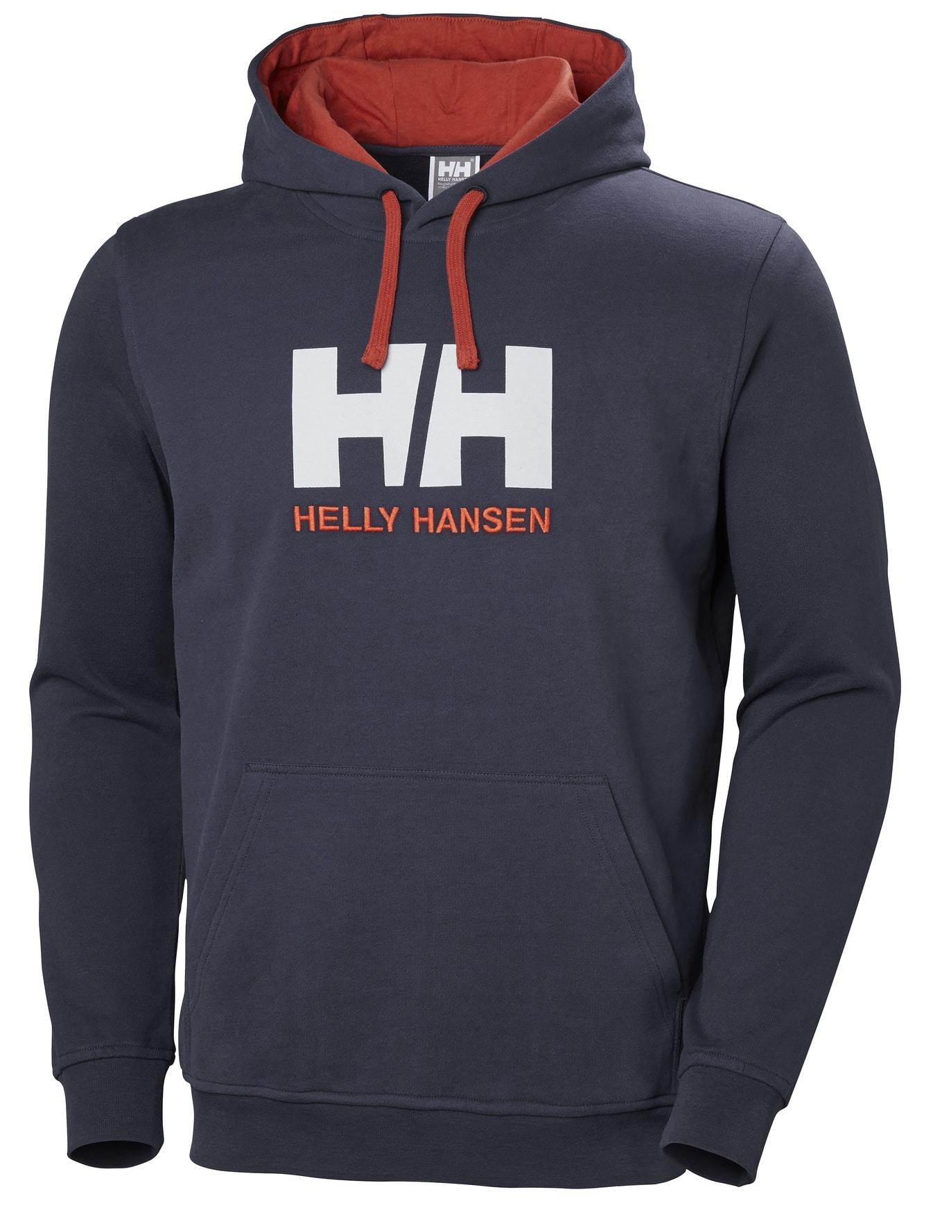 Helly Hansen Logo Hoodie 33977_994