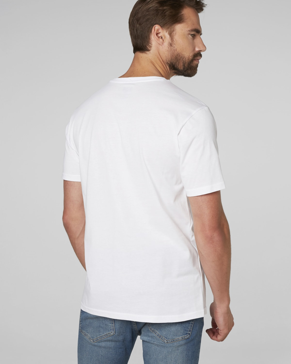 Helly Hansen Logo T-Shirt 33979_001_onbody2
