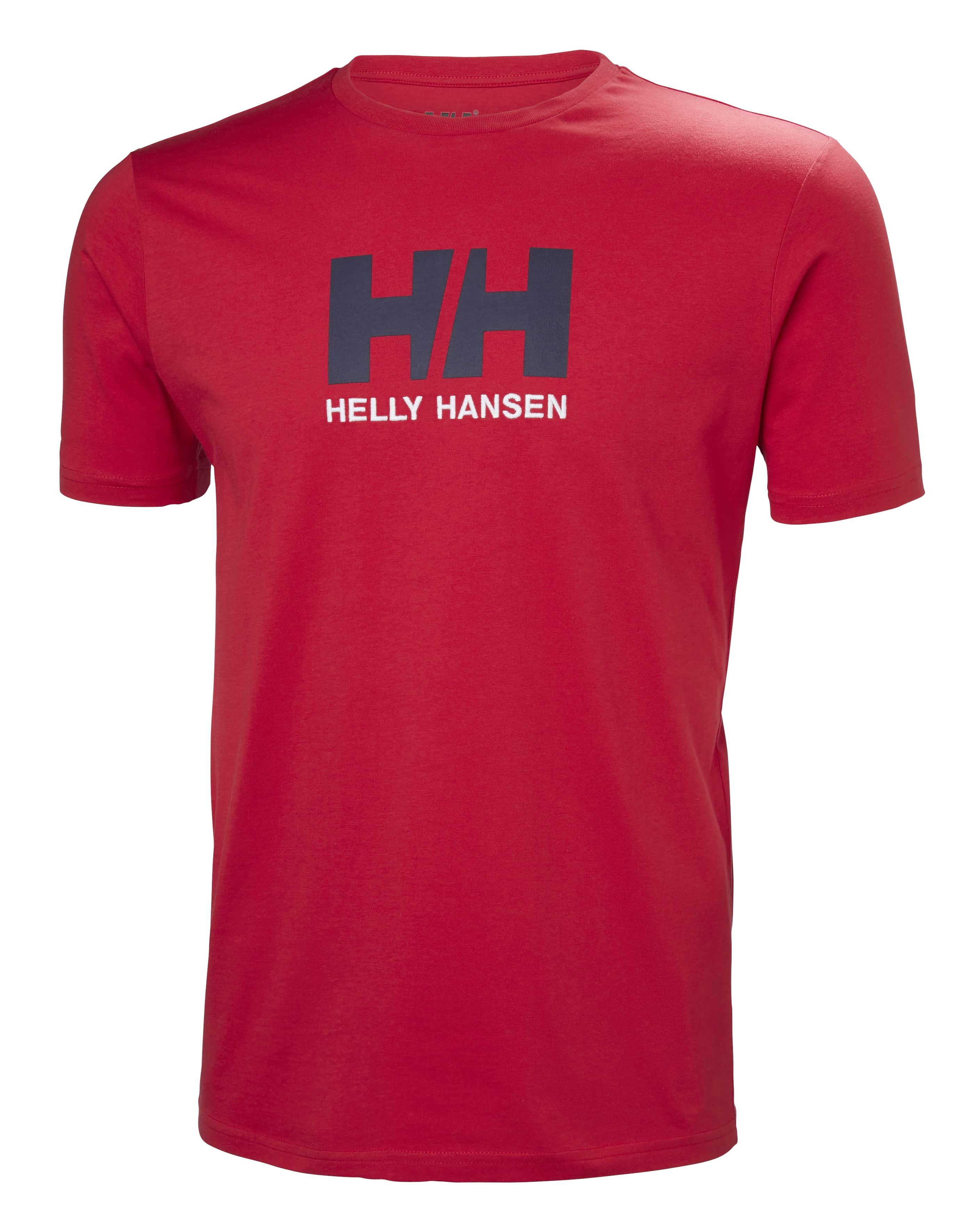 Helly Hansen Logo T-Shirt 33979_162