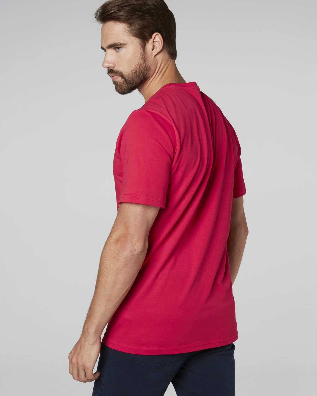 Helly Hansen Logo T-Shirt 33979_162_onbody2