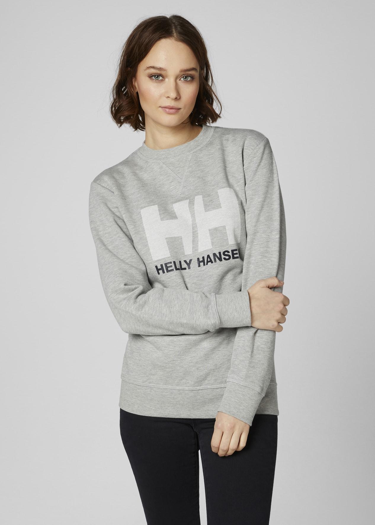 Helly Hansen Women Logo Hoodie 34003_820_onbody1
