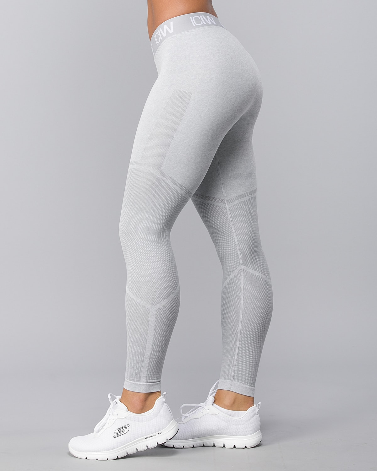 Icaniwill-Seamless Tights–Light Grey4