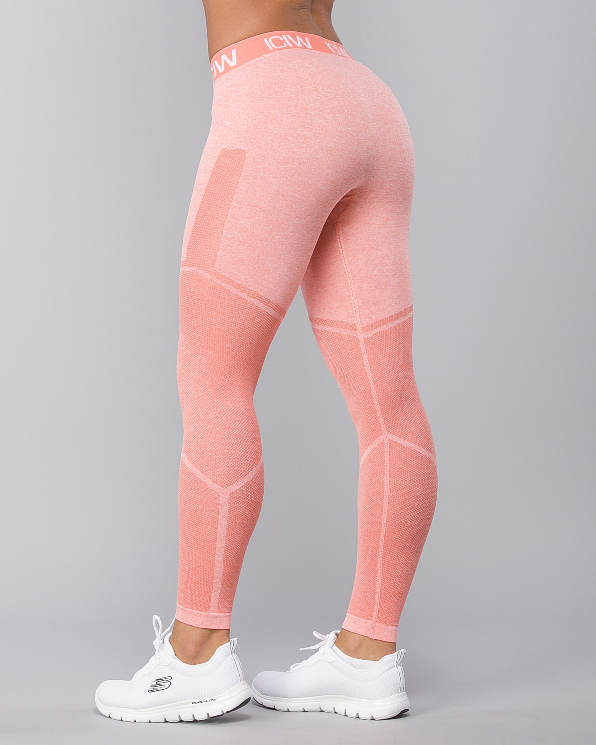 Icaniwill-Seamless Tights–Peach4
