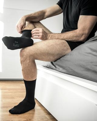 Tufte Essentials Pure Leisure Sock 01-b