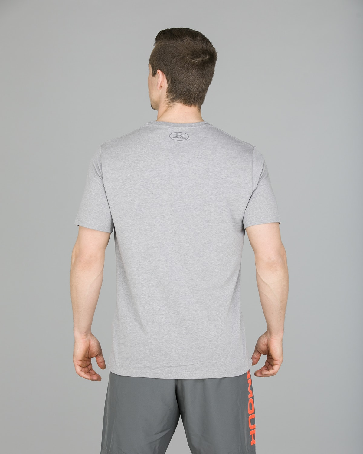 Under Armour Branded BL Tee, Steel3