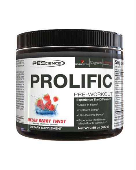 pes_prolific