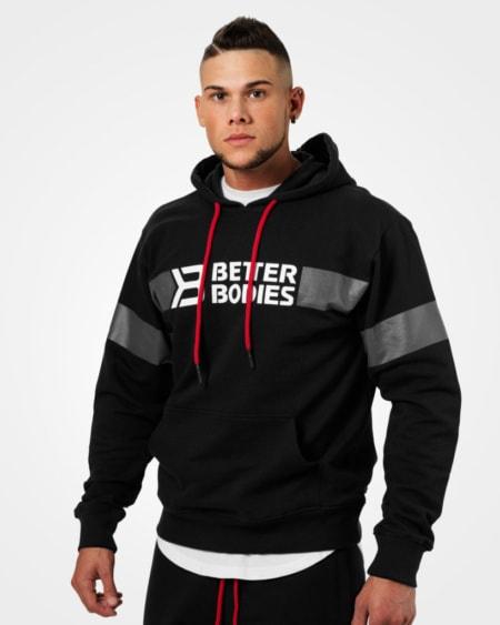 99ff2200 Better Bodies Tribeca Pullover – Black