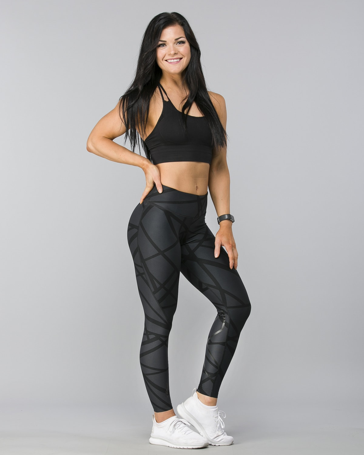 2XU-Print-Mid-Rise-Comp-Tights–Paint-Strokes-Nero5