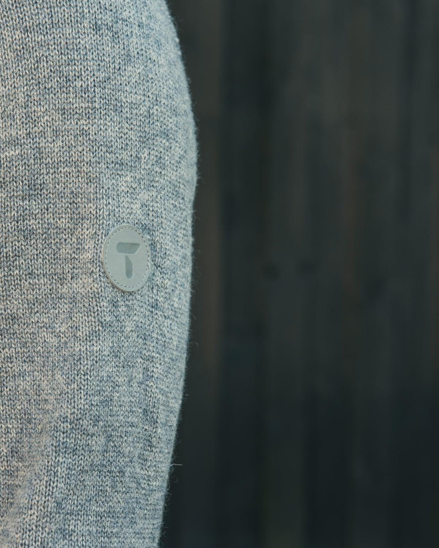 AW17 Tufte Bambull Blend Sweater GreyMelange Adult 03_vegg