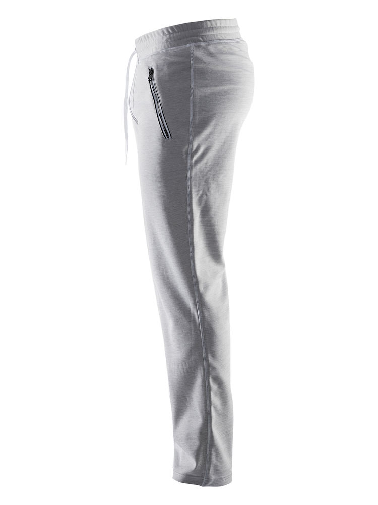 aae5842a Craft In The Zone Sweatpants M - Grey Melange - Tights.no