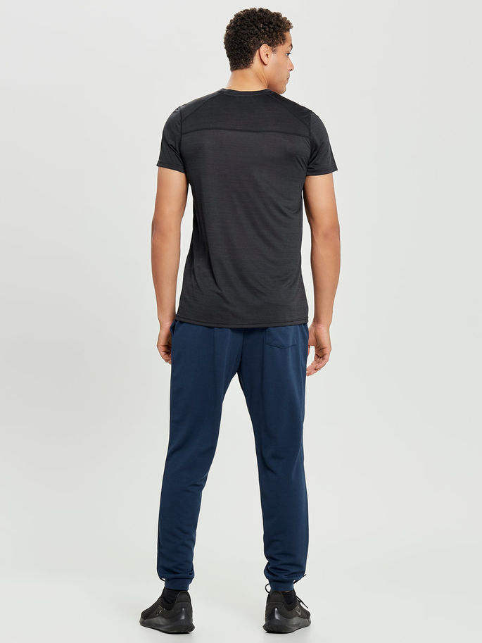 First Stay Training Tee 15161899_Black d