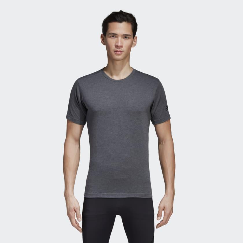 Adidas Freelift Prime Tee Dark Grey